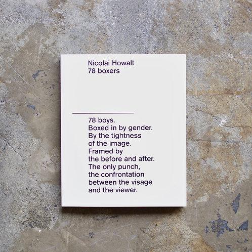 78 BOXERS by Nicolai Howalt