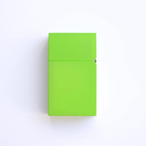 Hard-edge Petrol Lighter / L-Colour (wakakusa)