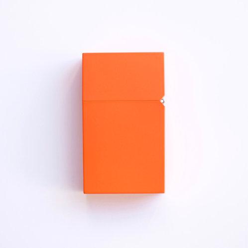 Hard-edge Petrol Lighter / L-Colour (orange)