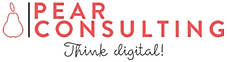 Pear consulting logo