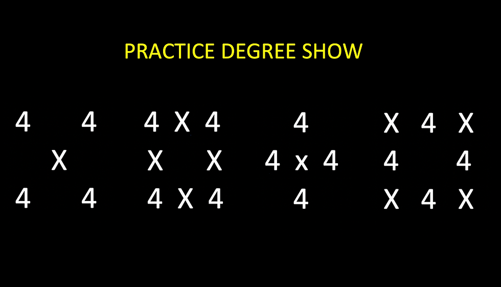 practice degree show  cover page.png