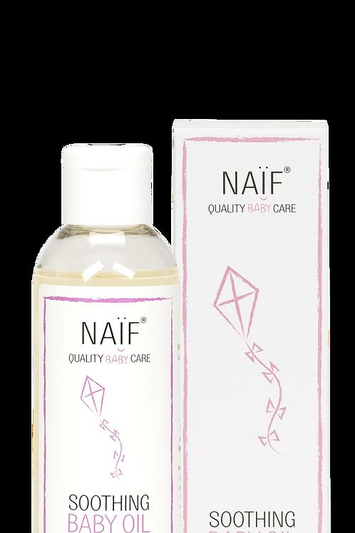 Naïf Baby olie