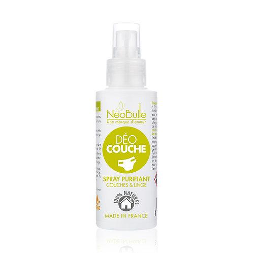 Verfrissende spray voor vuile luiers en wasgoed