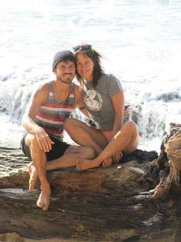 Adam and Heather