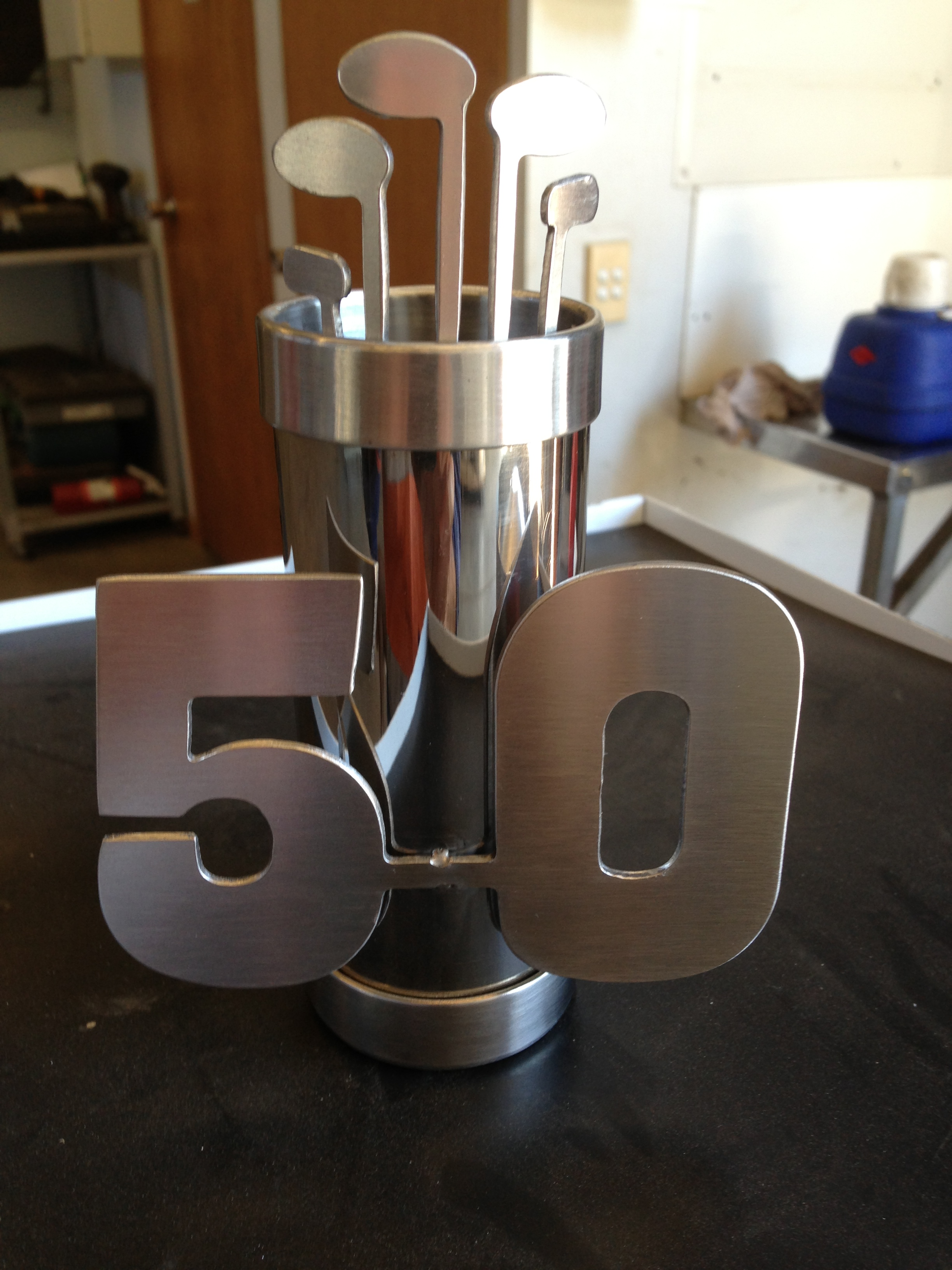 50th Present