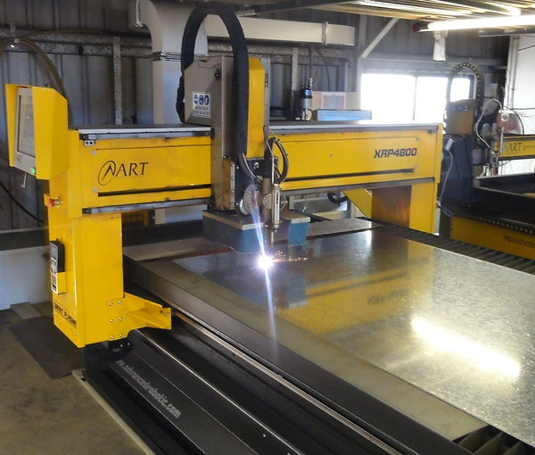 Plasma Profile Cutter - Workshop