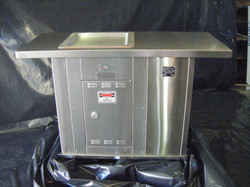 Stainless Steel Barbeque made for Ye