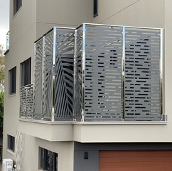 Outdoor Panels for Deck