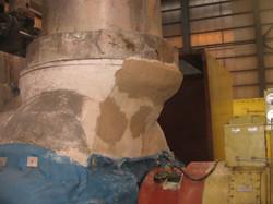 Turbine Refractory Insulation