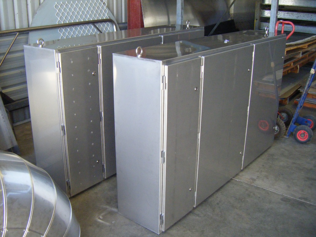 Stainless Steel Electrical Boxes - P