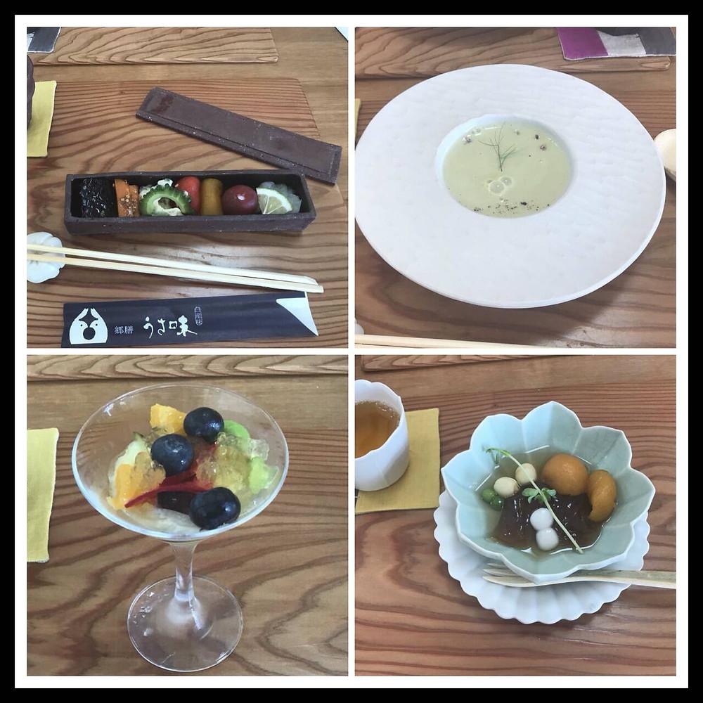 臼杵の季節限定の蓮料理photo-2