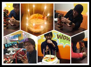 Happy Birthday! 翔太