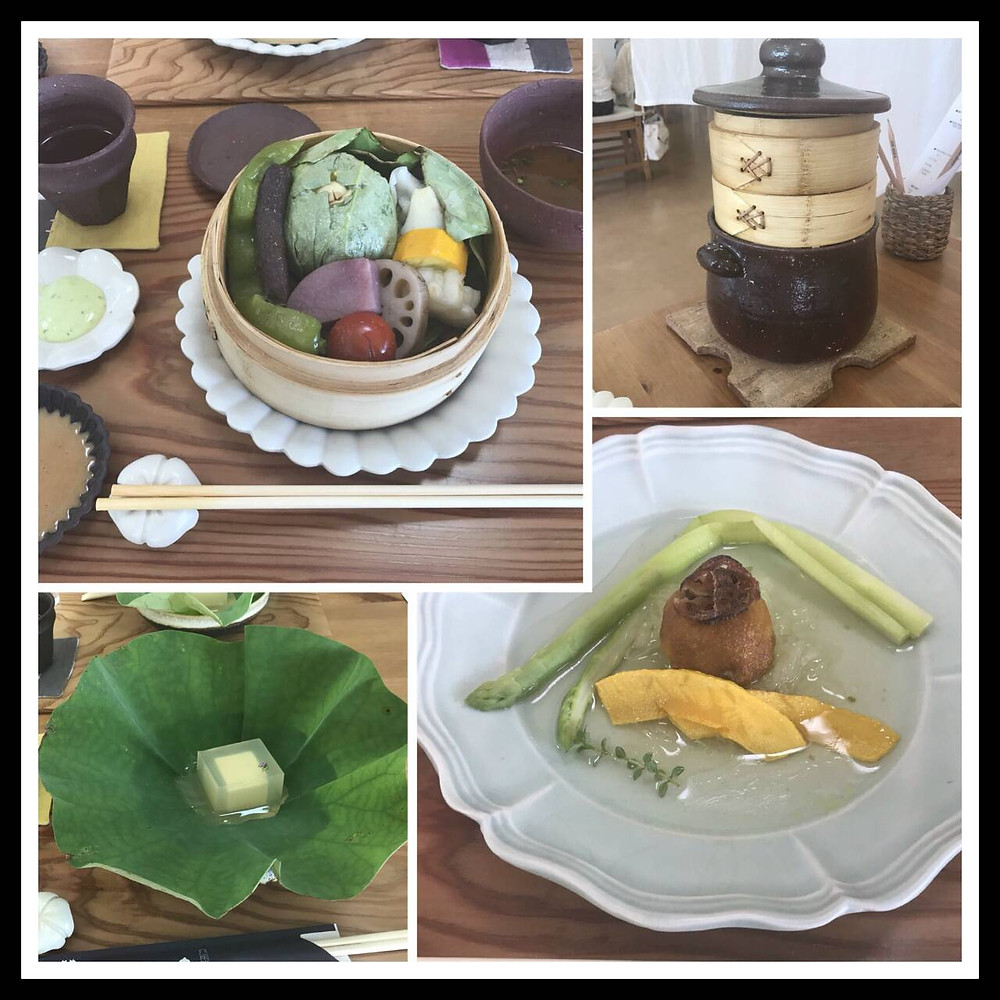 臼杵の季節限定の蓮料理photo-1