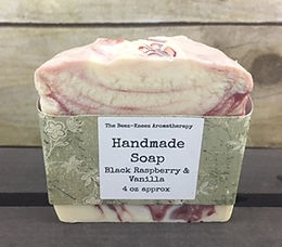 Black Raspberry Vanilla Soap