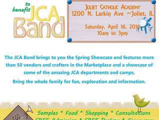 The Beez-Kneez at the JCA Spring Showcase!