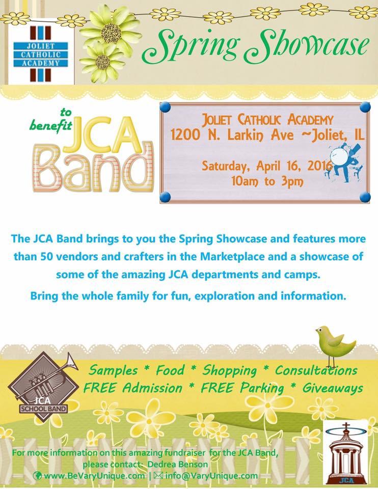 The Beez-Kneez at the JCA Spring Showcase!
