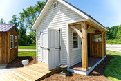 Porch Shed