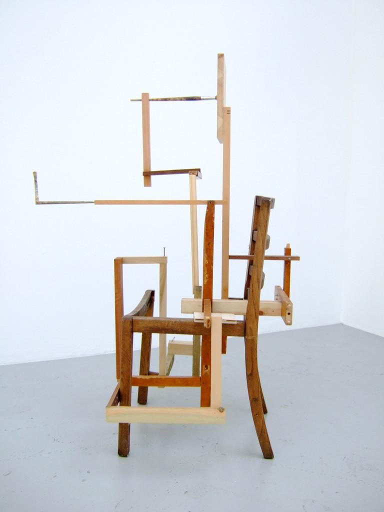 Artist as a Chair