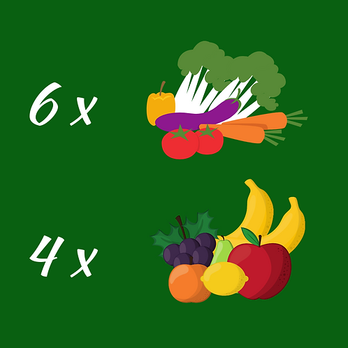 Regular Fruit & Veggie Box