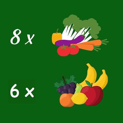 MORE Fruit & Veggie Box