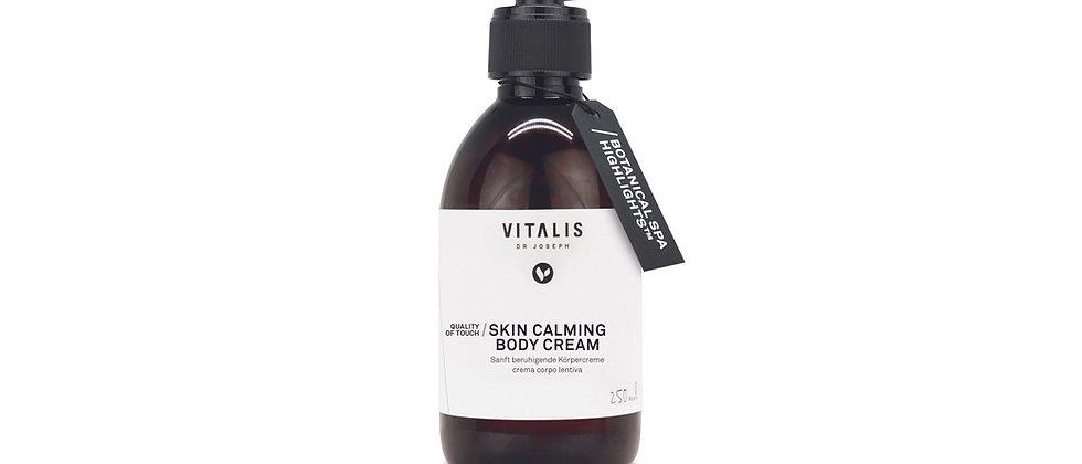 VITALIS | skin calming body cream 250ml