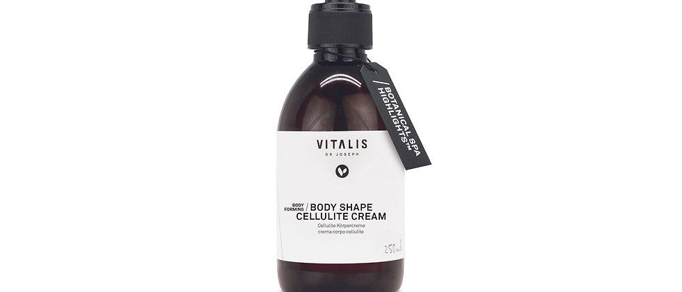 VITALIS | body shape cellulite cream 250ml