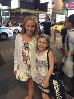 Matilda from Broadway