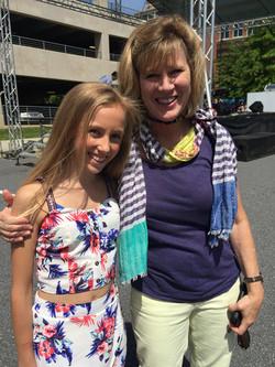 Mayor Jill Swain