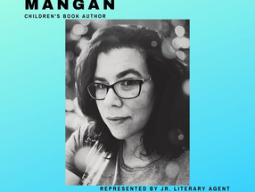 Author Kelly Mangan Interview