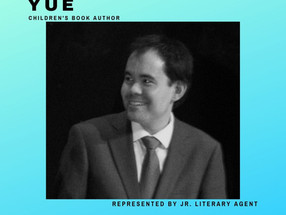 Author Timothy Yue Interview