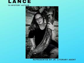Author Amanda Lance Interview