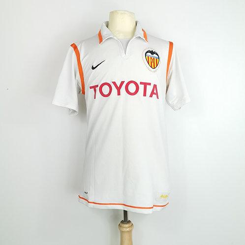 Valencia 2007-08 Home - Size M