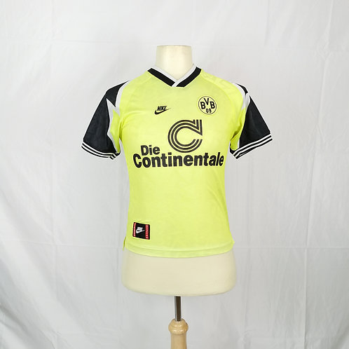 Borussia Dortmund 1995-96 Home - Size MB - Möller 10