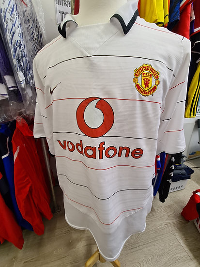 Manchester United 2003-04 - Size XL - Keane 16