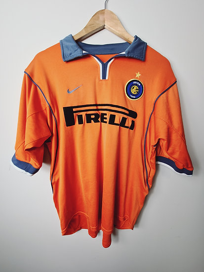 Inter Milan 1999-00 Fourth - Size M - Number 11