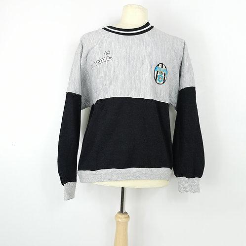 Juventus 90's Grey Jumper - Size M