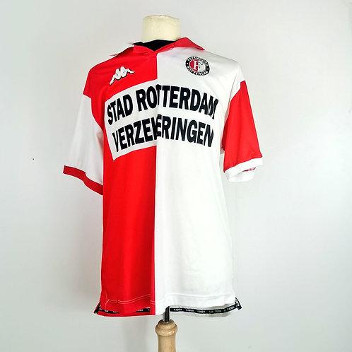 Feyenoord 2000-01 Home  - Size XXL