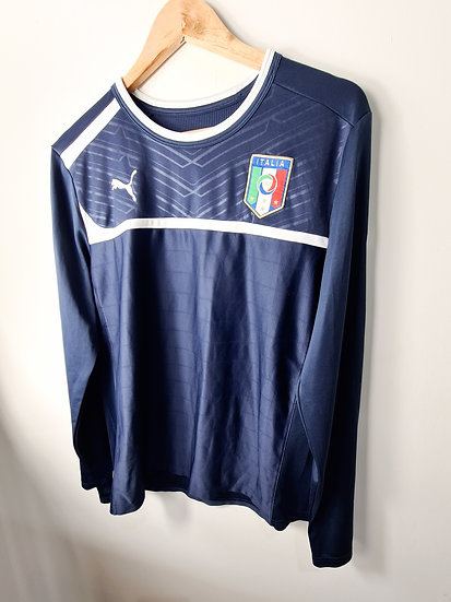 Italy 2012-13 Training Shirt - Size L