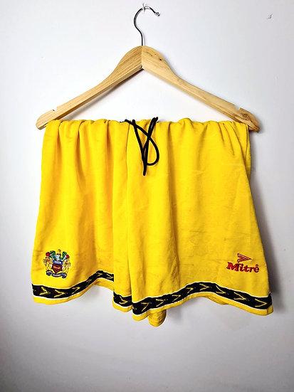 Burnley 1993-94 Away Shorts - Size M