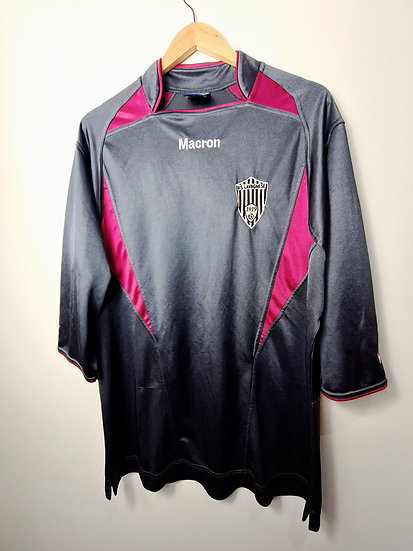 USD Lavagnese 1919 Match Issue Away Shirt - Size XL - Number 12