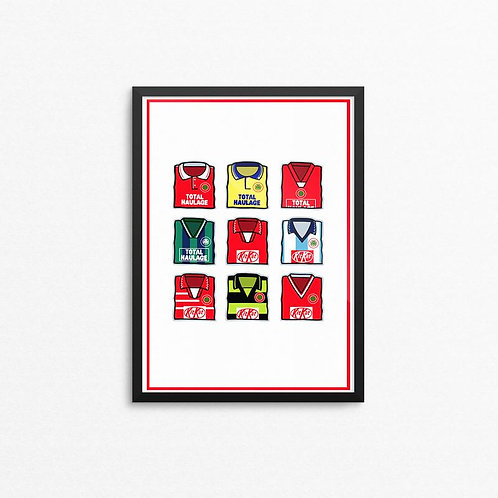 Cliftonville Kits Print - A4