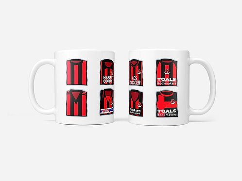 Crusaders Kits Mug