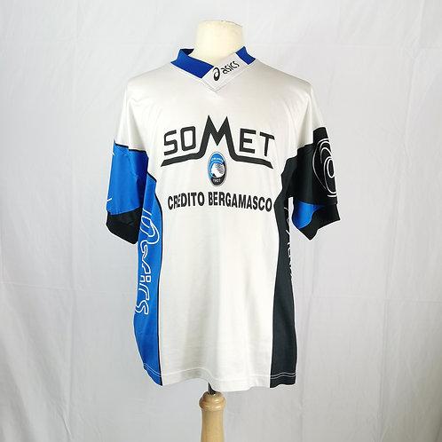 Atalanta 1995-96 Asics Training Shirt - Size XL