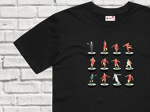 Portadown Subbuteo Legends T-Shirt - 4 Colours Available