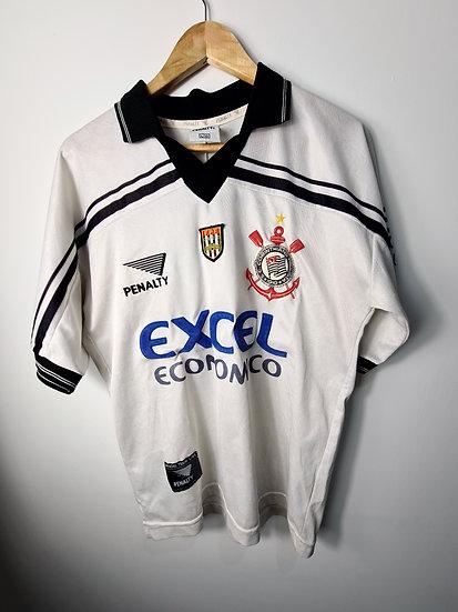 Corinthians 1997 Player Issue Home - Size M/L - 9