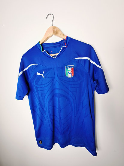 Italy 2010-12 Home - Size M
