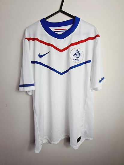 Holland 2010-12 Away - Size L