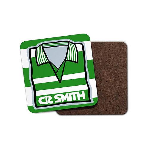 Celtic 1996 Home Coaster
