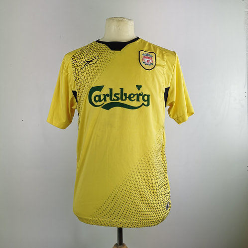 Liverpool 2004-05 Away - Size M
