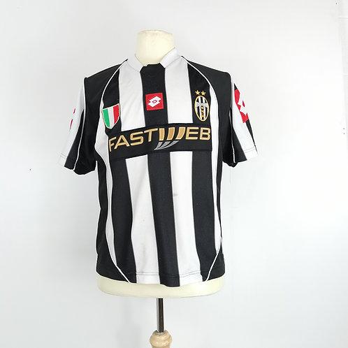 Juventus 2002-03 Home - Size S – Del Piero 10